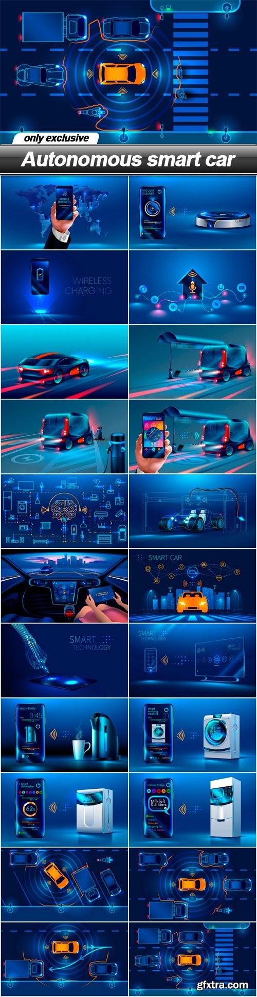 Autonomous smart car - 22 EPS
