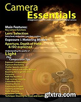 Camera Essentials: A beginners guide to understanding your digital camera