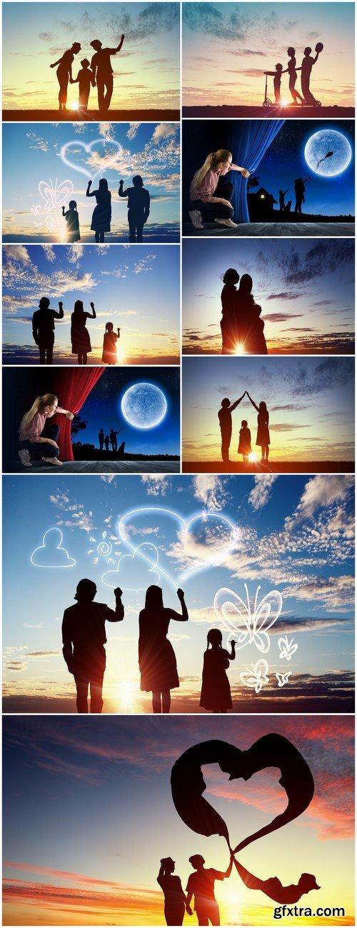 We are happy family 10X JPEG