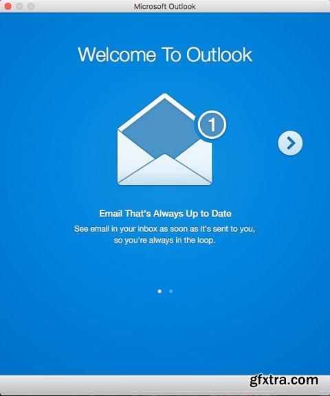 Microsoft Outlook 2016 VL v15.36.0 Multilingual (Mac OS X)