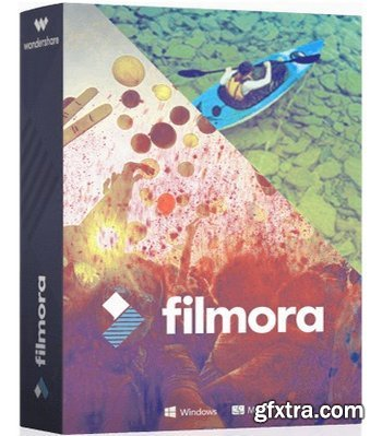 Wondershare Filmora 8.7.2.3 (x64) Multilingual Portable