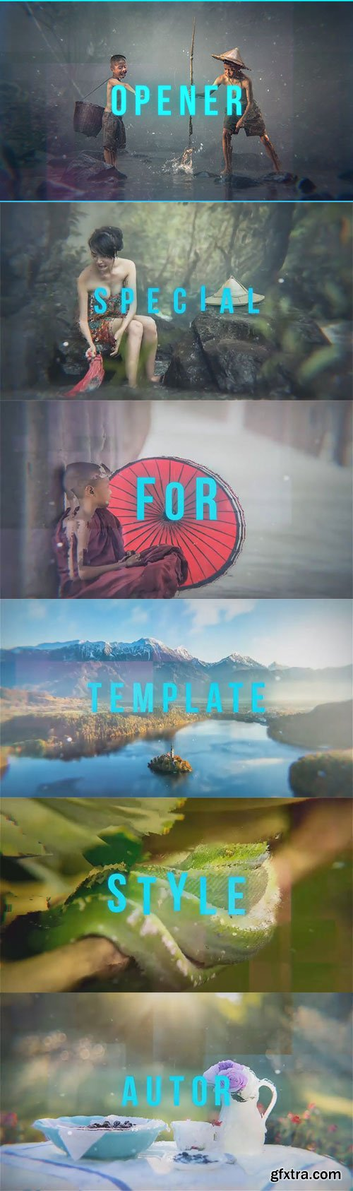 Videohive - Quickly Stomp Opener - 20254857