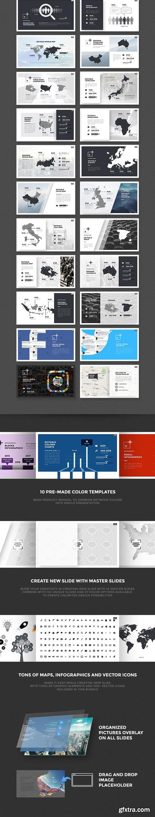 GraphicRiver - Space PowerPoint - 20165648