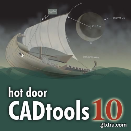 Hot Door CADTools 10.1.0 for Illustrator CS6-CC 2015.3