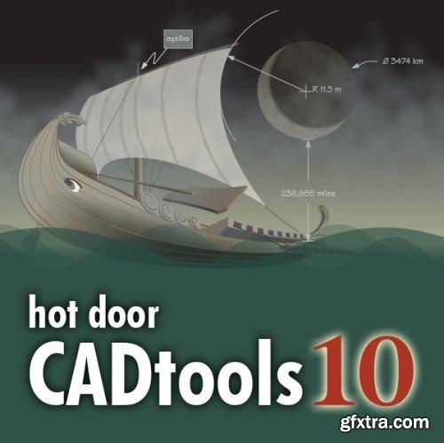 Hot Door CADTools 10.1.0 for Illustrator CS6-CC 2015.3