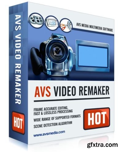 AVS Video ReMaker 6.3.3.237 Portable
