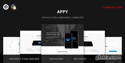 ThemeForest - Appy v1.0 - Unbounce Landing Page - 19652464