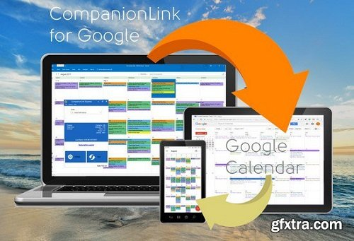CompanionLink Professional 8.0.8020 Multilingual Portable