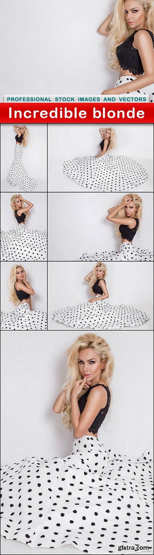 Incredible blonde - 8 UHQ JPEG