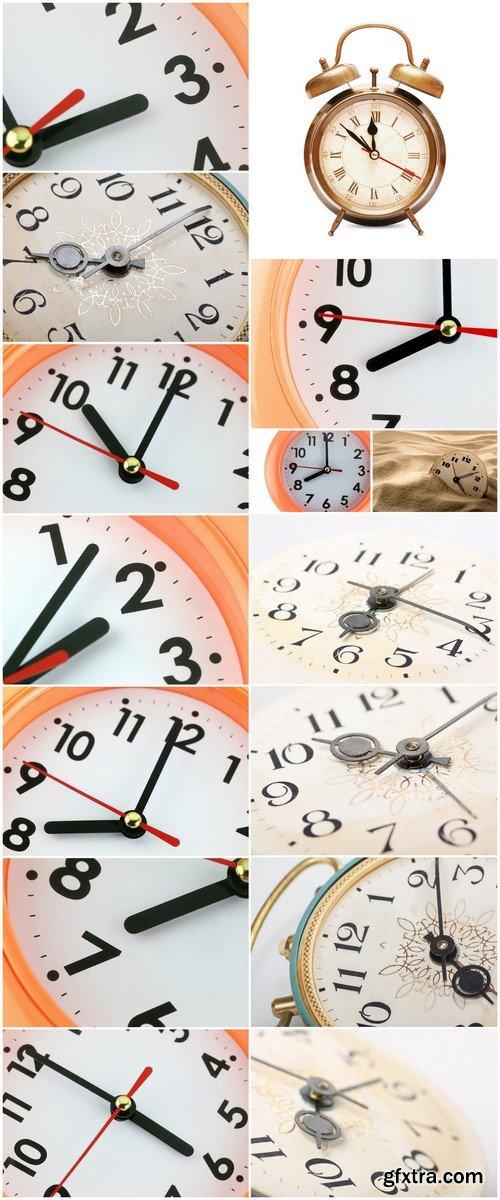 Alarm clock and wall clock 15X JPEG