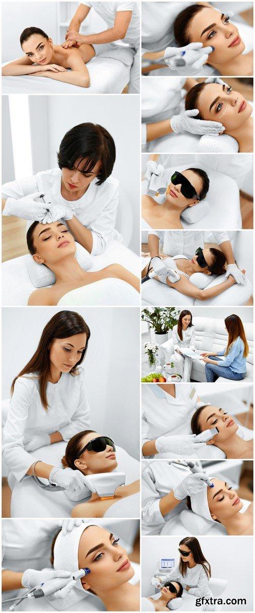 Cosmetology and body care 12X JPEG