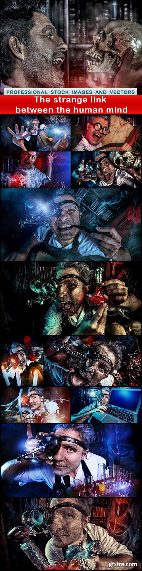 The strange link between the human mind - 13 UHQ JPEG