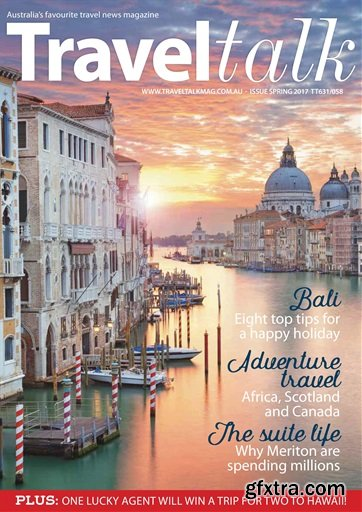 Traveltalk - September 2017