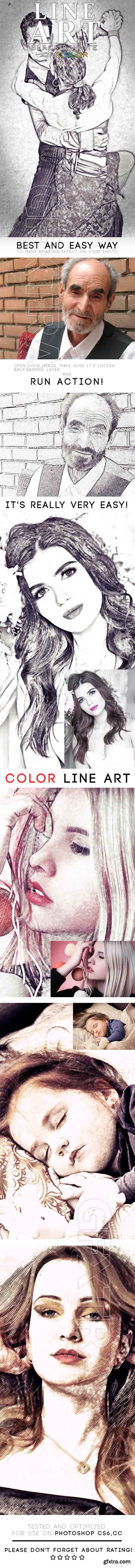 GraphicRiver - Line Art Action 20470548