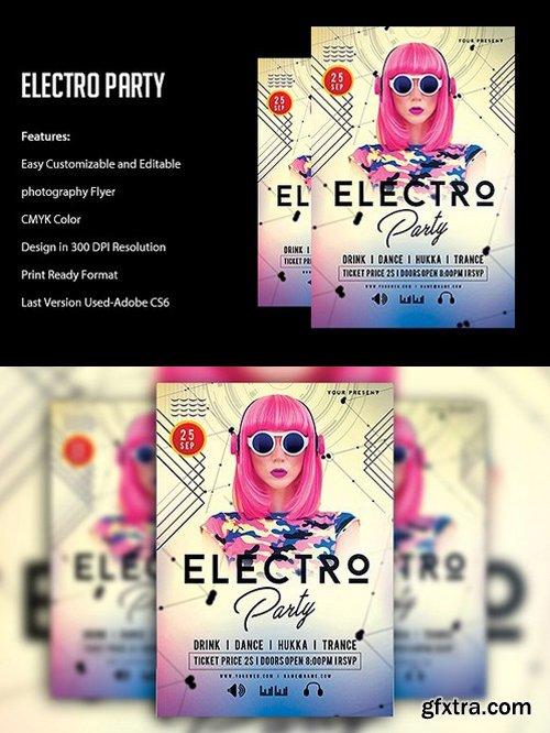CM - Electro Flyer 1782146