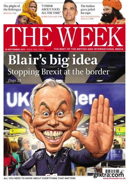 The Week UK - Issue 1142 - 16 September 2017