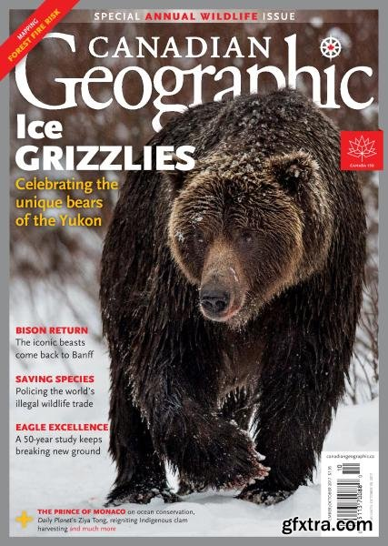 Canadian Geographic - September-October 2017