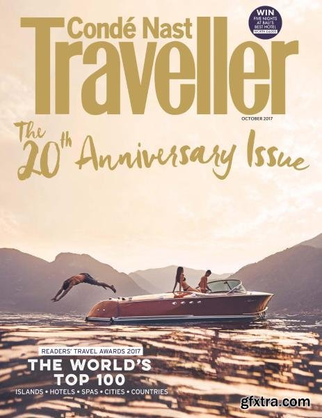 Conde Nast Traveller UK - October 2017
