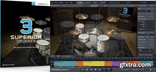 Toontrack Superior Drummer 3 Library v1.2.0 Update WiN MAC-AwZ