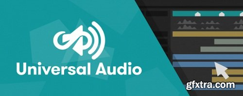 Universal Audio v1.3 Plugin for After Effects