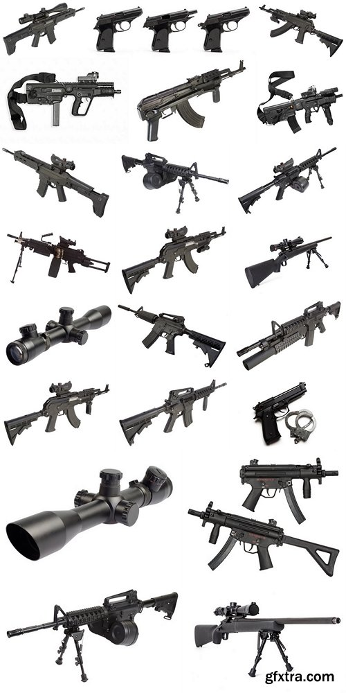 Automatic weapon 1