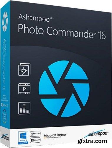Ashampoo Photo Commander 16.0.0 DC 05.10.2017 Multilingual