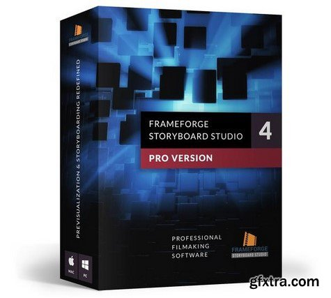 FrameForge Storyboard Studio 4.0.1 (Build 166) Stereo 3D