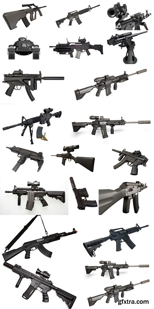 Automatic weapon 2