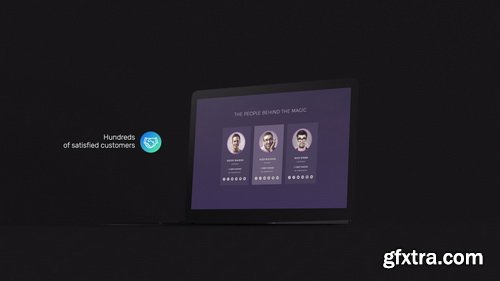 Videohive - Website Laptop Presentation - 20498178