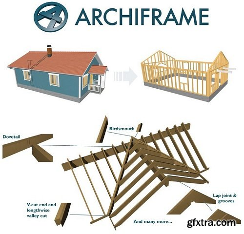 ArchiFrame for Archicad 2020-10-19 for AC 22-23-24