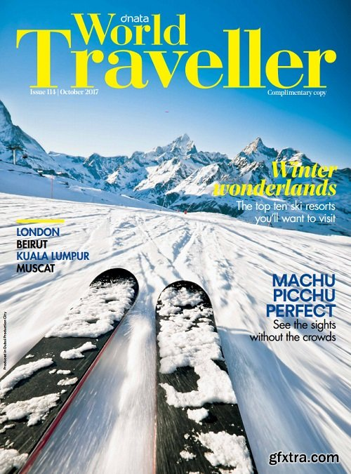 World Traveller - October 2017