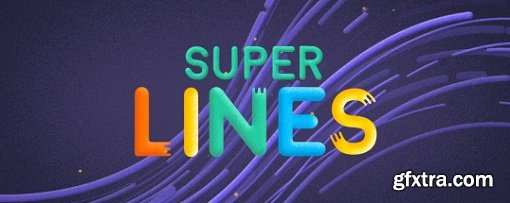 Super Lines 1.0 Plugin for After Effects