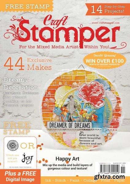 Craft Stamper - November 2017