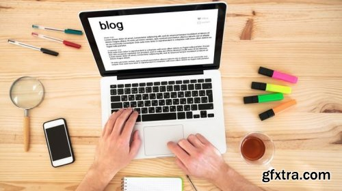 Write Awesome Blog Posts From Scratch - Content Marketing
