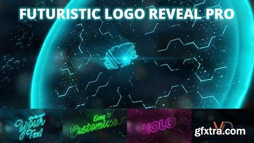Videohive Futuristic Energy Logo Reveal PRO 19944527