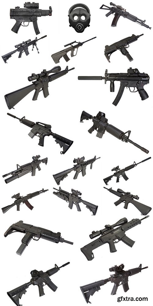Automatic weapon 3