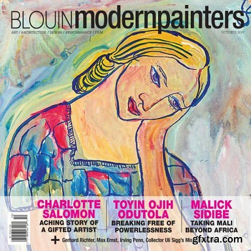 Modern Painters - October 2017