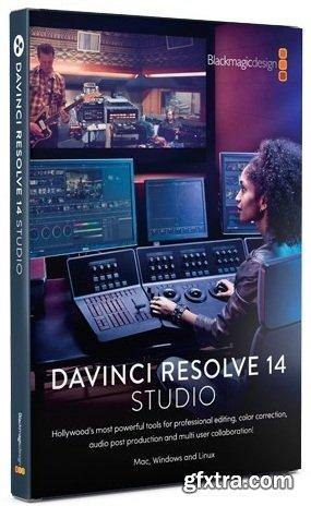 BlackmagicDesign Davinci Resolve Studio 14.0.0 LiNUX
