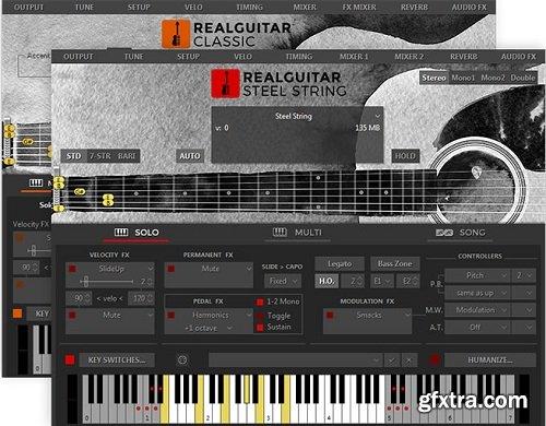 MusicLab RealGuitar v5.0.2.7433 macOS-CASHMERE
