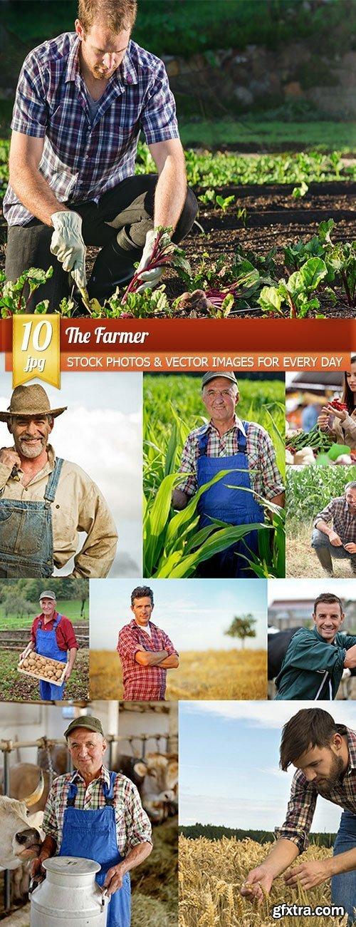 The Farmer, 10 x UHQ JPEG