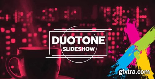 Duotone Slideshow - After Effects