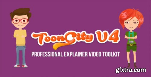 Videohive Explainer Video Toolkit | Toon City 4 20568754
