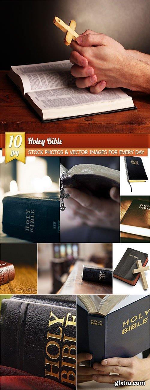 Holey Bible, 10 x UHQ JPEG