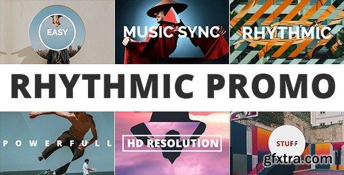 Videohive Rhythmic Promo 20547056