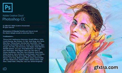 Adobe Photoshop CC 2018 v19.1.2.45971 (x64) Multilanguage Portable