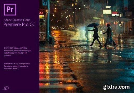 Adobe Premiere Pro CC 2018 v12.1.2 Multilingual macOS