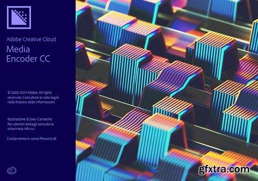 Adobe Media Encoder CC 2018 v12.1.2.69 (x64) Multilingual