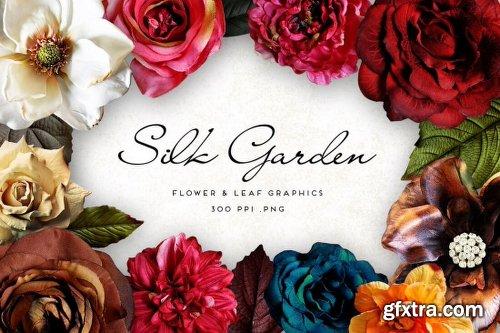 Mega Bundle of Gorgeous Flower Graphics