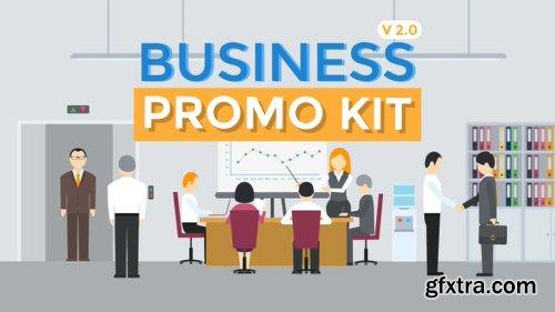 Videohive Business Promo Kit 17090944