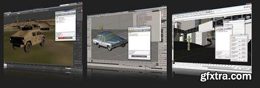 Craft Director Studio v16.2.1 for 3ds Max 2014 – 2017